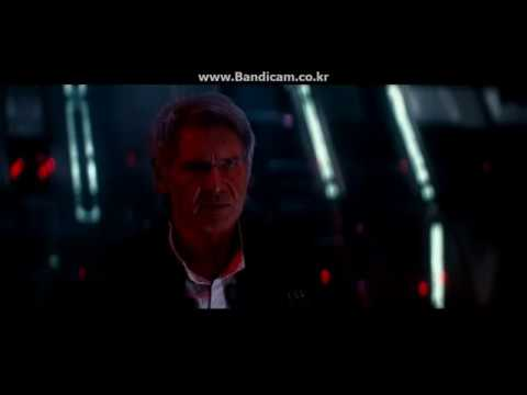 "[ENG sub] Star Wars Force Awakens ""Han Solo's Death"" Japanese dub"