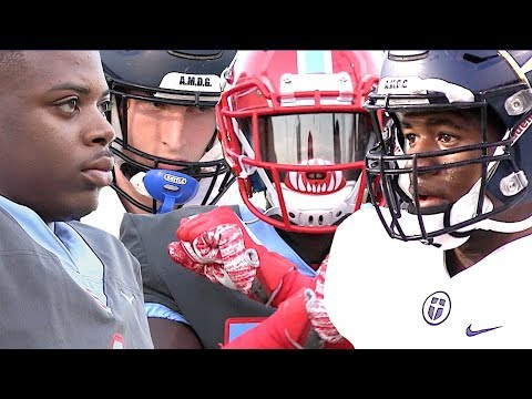 EJ Smith (Son of Emmitt Smith) leads Jesuit (TX) vs Skyline (TX) | UTR Highlight Mix 2017