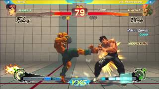 VxG2013: coL. Filipino Champ vs DR Ray - Pool Play - Losers Bracket - SSF4: AE ver. 2012