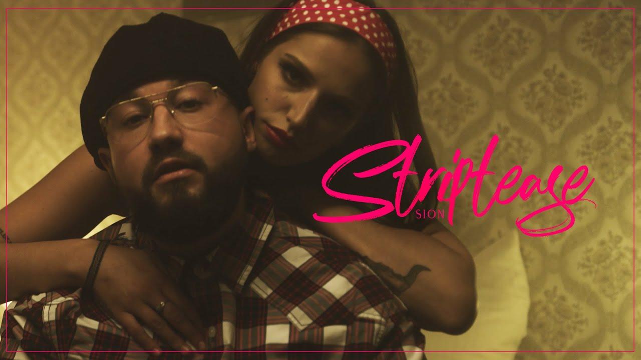 SION - STRIPTEASE (prod. von SOTT & TG) [Official Video]
