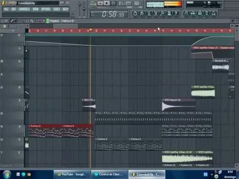 FL STUDIO REMAKE: Showtek & Justin Prime - Cannonball (+FLP)