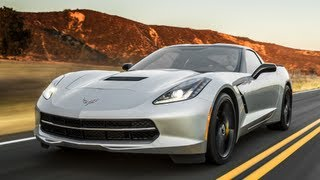 2014 Chevy C7 Corvette Stingray: Everything you ever wanted to know