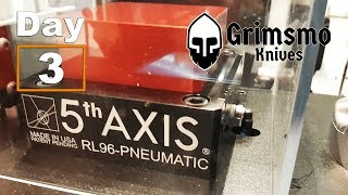 IMTS 2018 DAY 3 - Interesting people and their tools