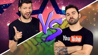 YOUTUBER NUTELLA vs. YOUTUBER RAIZ ♫