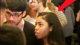 CHANDLER ALEXIS FOUND ME AT A PARTY...**SHE GOT MAD** | The Aqua Family