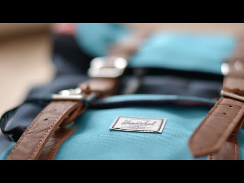 Herschel Little America Backpack Review   Use By An Art Student b01a97ef11