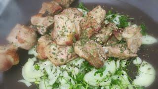 🔥🍢 Schaschlik | armenisch, Fleisch am Spieß