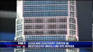 LEGO® Model of One World Trade Center!