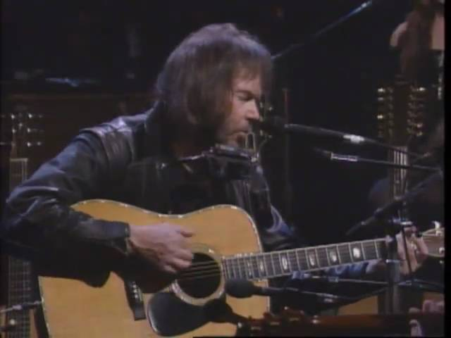 Neil Young - Harvest Moon (unplugged) Chords - Chordify