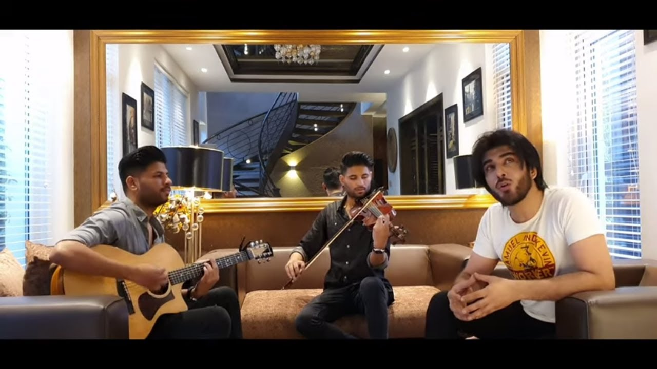 Tum Jo Mil Gaye Ho (Unplugged) | Leo Twins | Imran Abbas