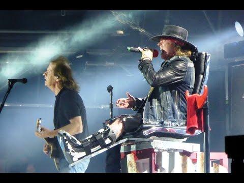 AC/DC - GIVIN' THE DOG A BONE - Lisbon 07.05.2016 (