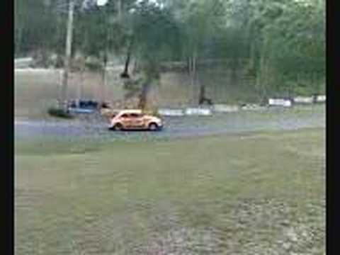 VW BEETLE @ HILLCLIMB QLD SOUNDS AWESOME