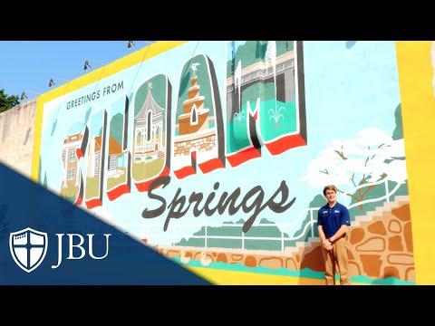 JBU's 2 Minute Tour of Siloam Springs