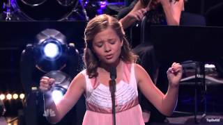 Jackie Evancho Angel - The Tonight Show