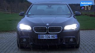 2016 BMW 5-series LCI - Adaptive LED (60FPS)