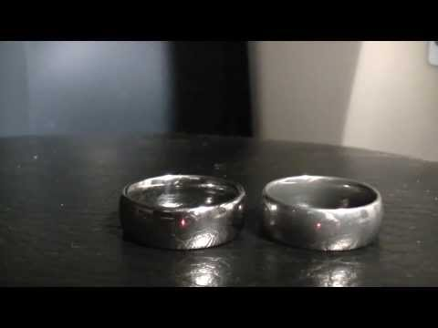 Tungsten Carbide For Wedding Rings