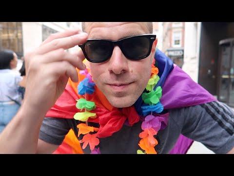 London Gay Pride Parade 2019 LQBQT+