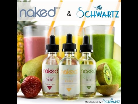 Naked 100 | Entire Line | E-juice Review
