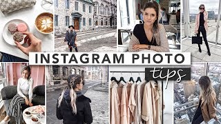 Tips for Taking Instagram Photos ( My Tips + Tricks )