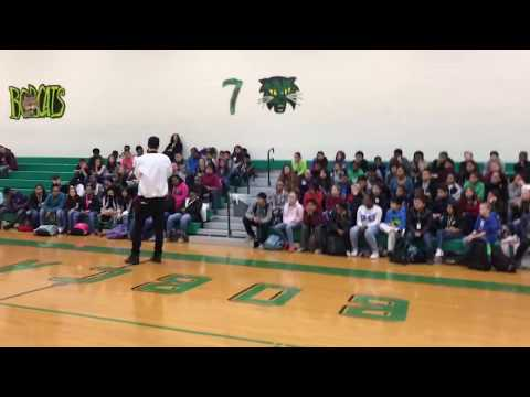 Austin Lanier - Me Time School Tour