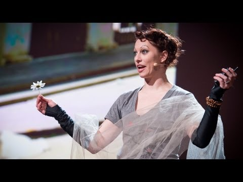The art of asking | Amanda Palmer