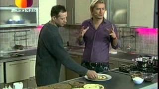 Шахматный торт(Видео-рецепт от Александра Селезнева: Шахматный торт. Передача
