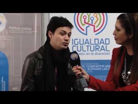 Igualdad Cultural presentó a Nelson John en Granadero Baigorría