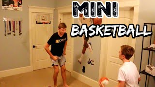 getlinkyoutube.com-EPIC MINI BASKETBALL GAME 2!