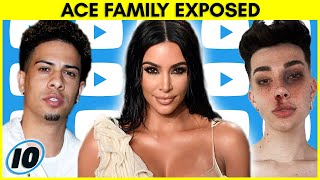 Ace Family Exposed, James Charles Called Out, Kim Kardashian Celebrates This | WEEKLY ROUNDUP