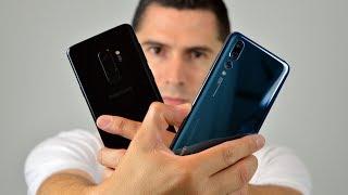 TKO IMA NAJBOLJU KAMERU? Huawei P20 Pro vs Samsung Galaxy S9 Plus!