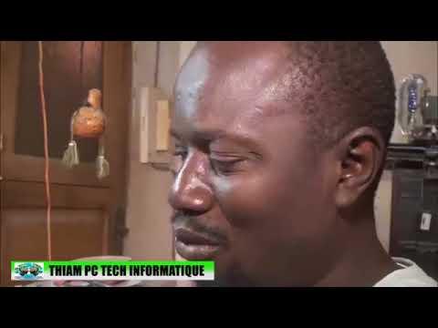 28.El hadji Thiam à Touba Sénégal formation Créations d'énergie le 15/02/2018
