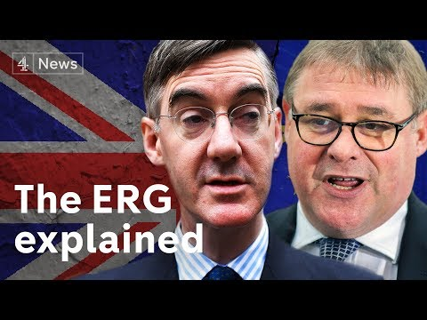 Who are the ERG – and why do they matter so much to Brexit?