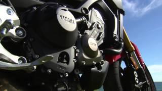 Yamaha FZ-09 Motorcycle Experience Road Test