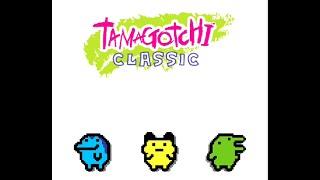 Tamagotchi Classic iOS/Android App