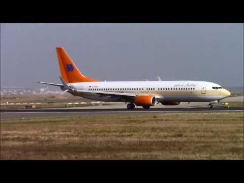 5 very nice planes departing FRA! TuiFly Hapag Lloyd Livery and more!