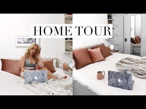 My Studio Apartment/Home Tour | PINTEREST INSPIRED