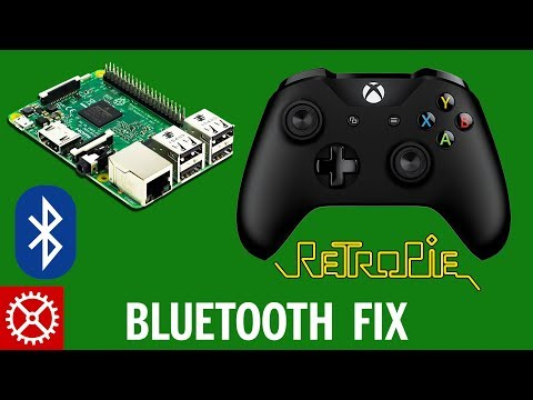 Fixed Setup for Xbox One Bluetooth Controller with RetroPie on Raspberry Pi 3