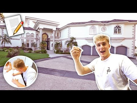 Thumbnail: I OFFICIALLY BOUGHT THE HOUSE OF MY DREAMS **MOVING IN**