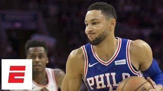 Ben Simmons records triple-double, Joel Embiid drops 30 in 76ers