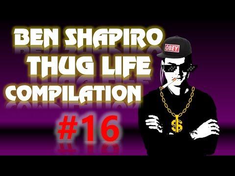 Ben Shapiro Thug Life Compilation #16 - #YWLS2017