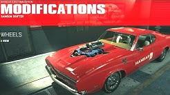 Mafia 3 - New Bordeaux Racing - Free DLC:  Showcasing Vehicle Customization & All Car Races