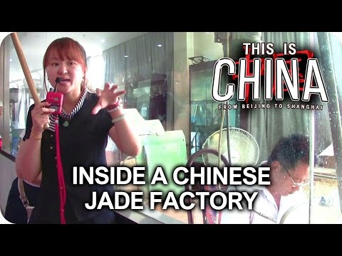 Inside a Chinese Jade Factory | This is China (Day 3)