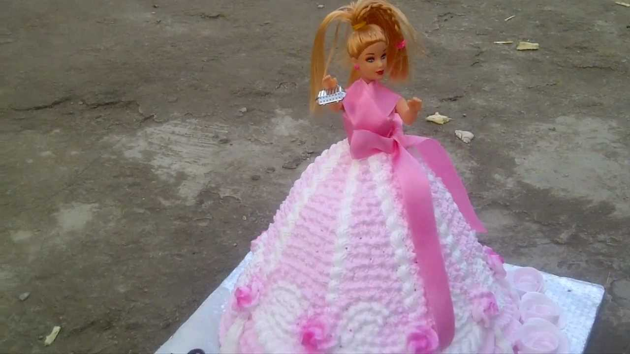 Doll Cake Youtube