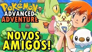 Pokemon Advanced Adventure (Detonado - Parte 2) - NOVOS AMIGOS!