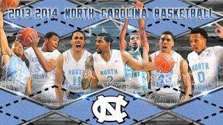 Carolina Basketball: 2013-2014 Season Highlight Video