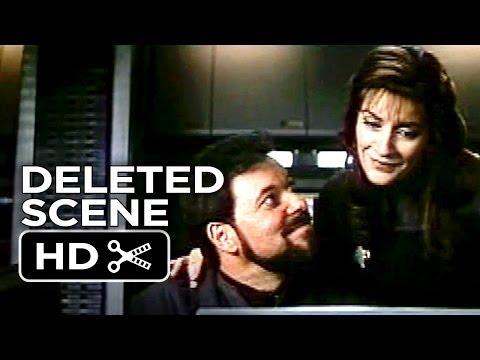 Star Trek: Insurrection Deleted Scene - Flirting (1998) - Patrick Stewart Movie HD