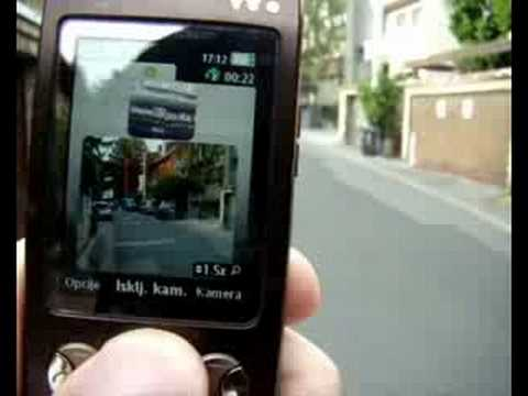 3G video calls test: via Sony Ericsson