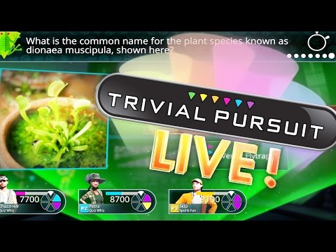 THE SMARTEST MAN ON EARTH - TRIVIAL PURSUIT (Trivia Questions)