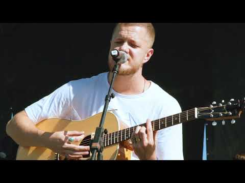 Dan Reynolds Believer Acoustic At LOVELOUD