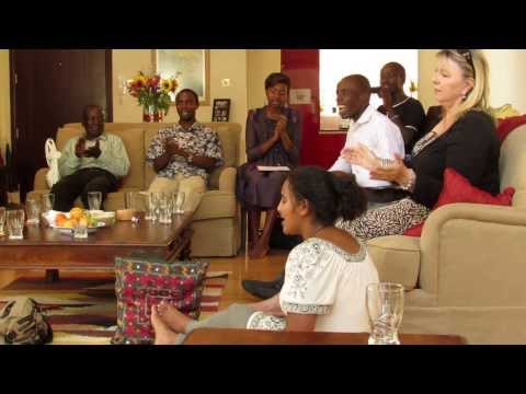 Baha'i unity song in Swahili for World Religion Day